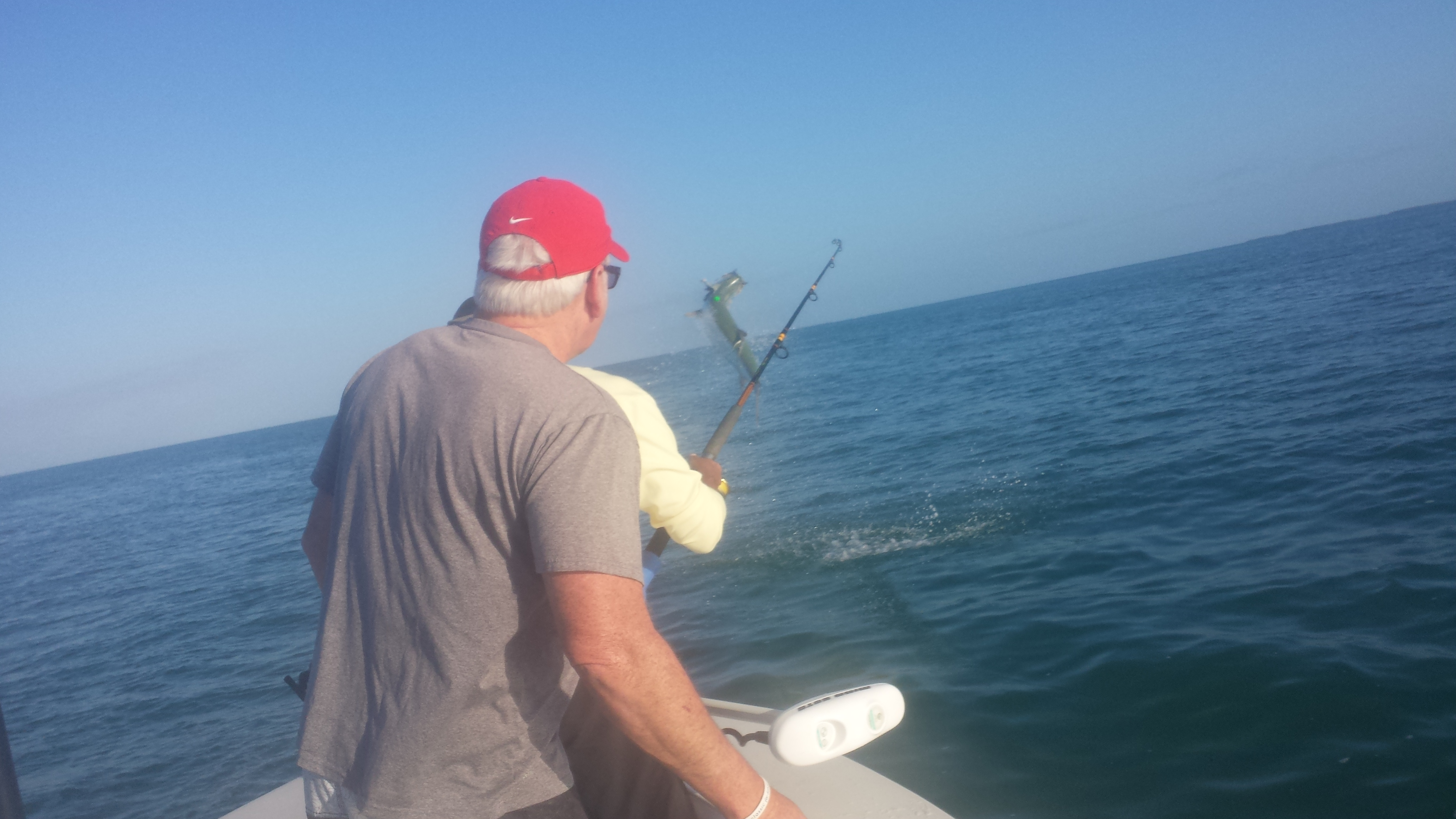20150404 082421 for Islamorada tarpon fishing