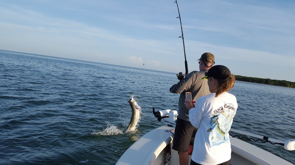 Late summer islamorada tarpon fishing report for Islamorada tarpon fishing