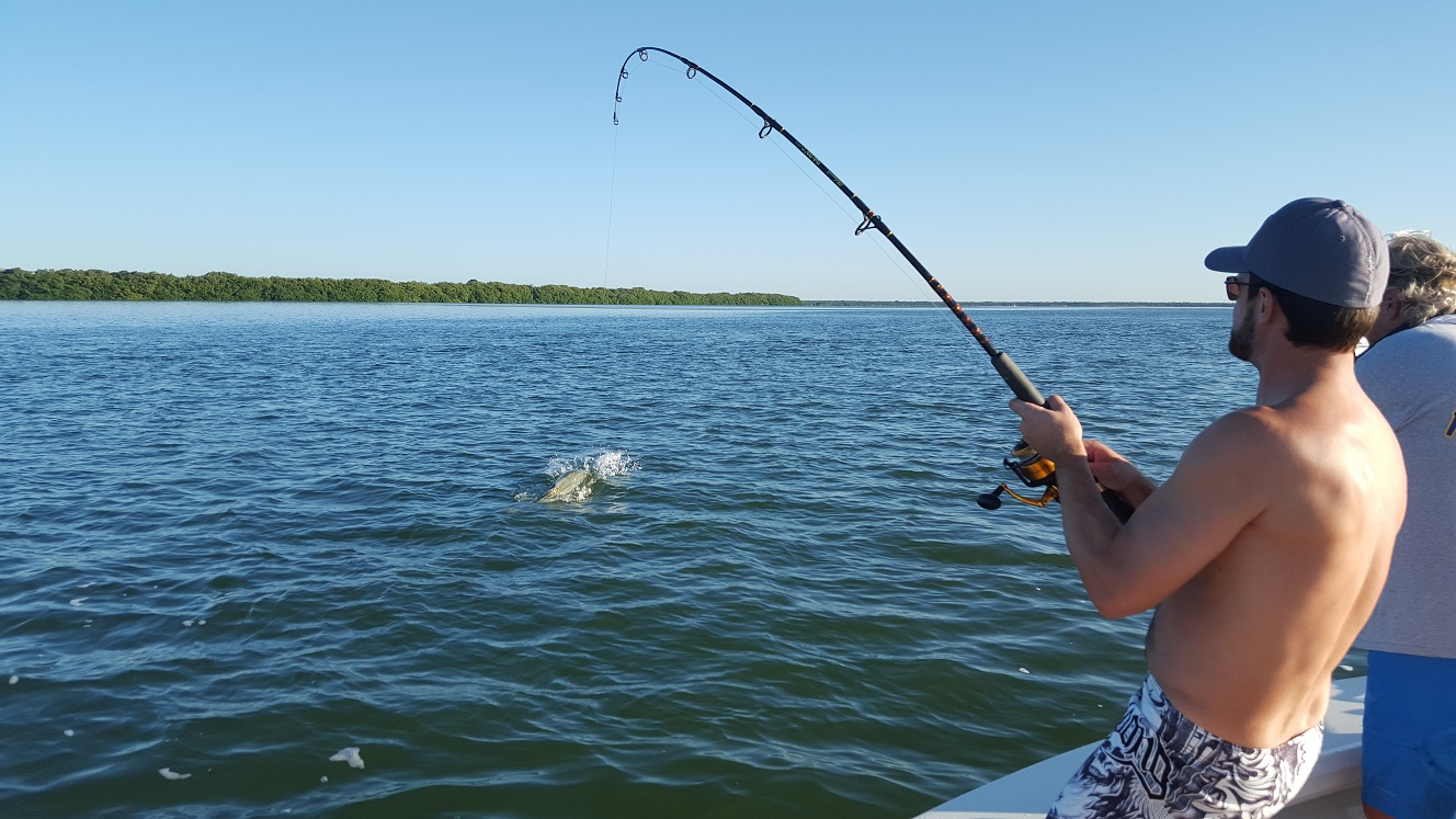 8 22 15 august islamorada tarpon fishing report for Islamorada tarpon fishing